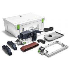 FESTOOL BS 75mm 700w Belt Sander in Systainer w/ Sanding Frame Set 575772