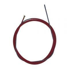 75643-TWECO-4m-Binzel-Style-Conduit-Liner-Steel-Suits-MB15-24-25-36-Red-HERO-WS1240031R_main