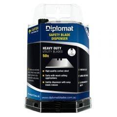 DIPLOMAT Heavy Duty Utility Blades A05DY50