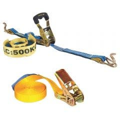 BEAVER 25mm Multi-Purpose Ratchet Tie-Down Assembly 349025RB