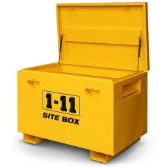 1-11 1220x760mm Yellow Fully Welded Site Box SITETWOBG