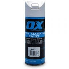OX Trade White Spot Marking Paint, 12Pk OX-T022506