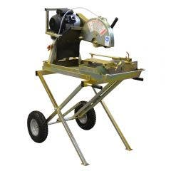 EASYMIX Electric Bricksaw W/ Roller Stand BS100E