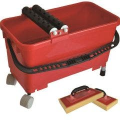 DTA 23L Trade Grout Clean-Up System w. Sponge UYBWMT