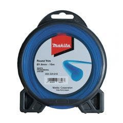 MAKITA 1.6mm x 15m Nylon Round Line Blue 369224618