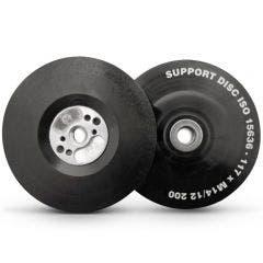 88388-FLEXIPADS-178mm-m14-x-2-flexible-nylon-backing-pads-w-nut-black-HERO-BP178X14X2BISO_main