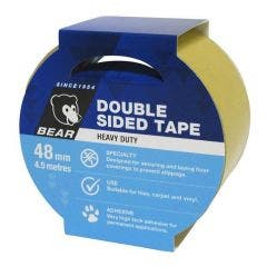 BEAR 48mmx4.5m Double Sided Tape 66623324553