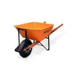 EASYMIX 100L Steel Tray Wheelbarrow W1000-HBHNGS