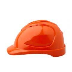 PROCHOICE V9 Vented Hard Hat - Orange