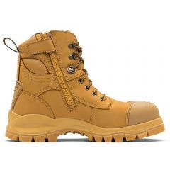 BLUNDSTONE Steel Cap Work Boots 992 Wheat