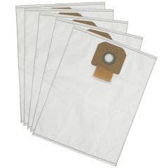 DEWALT Fleece Vacuum Dust Bag 5 Pack DWV9402-XJ