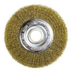 JOSCO BRUMBY 150mm Crimped Wheel Brush BWB15012