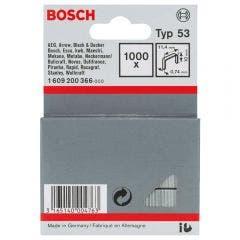 BOSCH 10mm Staples  - 1000 Pieces BOX Suits PTK14E 1609200366