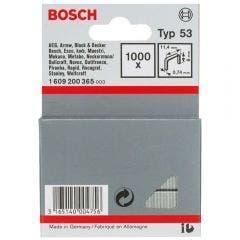 BOSCH 8mm Staples  - 1000 Pieces BOX Suits PTK14E 1609200365