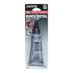LOCTITE 50ml Quick Metal Press Fit Repair  66050ML