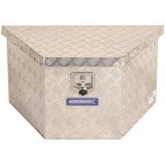 KINCROME Aluminium Trailer Box 51059