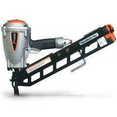 PASLODE PowerMaster Plus 50-90mm D Clip 34Deg Air Nailer Framer B20433