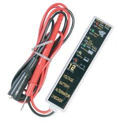 TOLEDO Battery & Alternator Voltage Tester