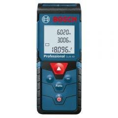 BOSCH 40m Laser Distance Measurer GLM40