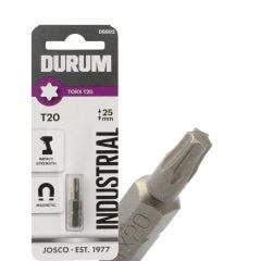 DURUM T20 x 25mm Torx Insert Screwdriver Bit