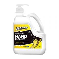 LIGHTNING 2L Industrial Hand Cleaner Lemon Pumice LTLHC002
