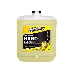 LIGHTNING 20L Industrial Hand Cleaner Lemon Pumice LTLHC020