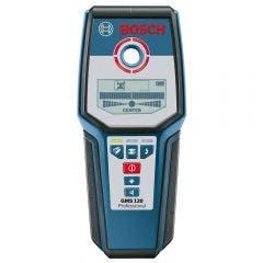 BOSCH Stud Metal & Live Cable Detector GMS120