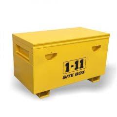 1-11 1030x600mm Yellow Fully Welded Site Box SITEBILLY