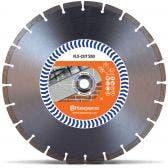HUSQVARNA 400mm Segmented Diamond Blade for GENERAL Purpose Cutting - FLX-CUT S50