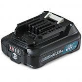 MAKITA 12V 2.0Ah Lithium-Ion Battery BL1021BL