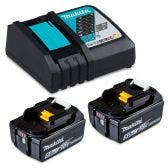 MAKITA 18V Battery Charger Kit 1991793