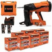 RAMSET CABLEMASTER800 Kit 2 7x CLIPELEC Contractor Pack TTKIT689