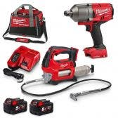 MILWAUKEE 18V 2 x 5.0Ah 2 Piece Combo Kit M18FPP2F2-502P