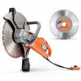 HUSQVARNA 350mm Demolition Saw K4000 Kit TTKIT766