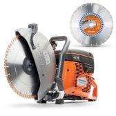 HUSQVARNA 350mm Demolition Saw K770 Kit TTKIT767