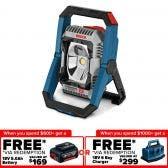 BOSCH 18V 2200 Lumens LED Torch Skin GLI 18V-2200 C