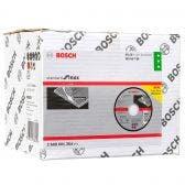 BOSCH 115 x 1.0mm Steel & Stainless Cut Off Disc - STANDARD for INOX - 100 Piece
