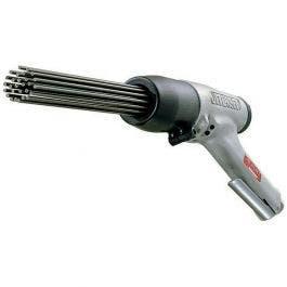 NITTO KOHKI 4500bpm Pistol Grip Air Needle Scaler JEX28