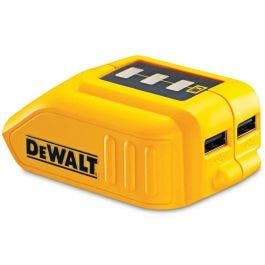 DEWALT 12V USB Charging Adapter & USB Port DCB090-XJ