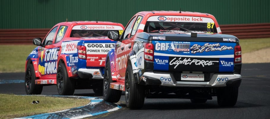 Team Triton Prepared For Inaugural Bathurst Round