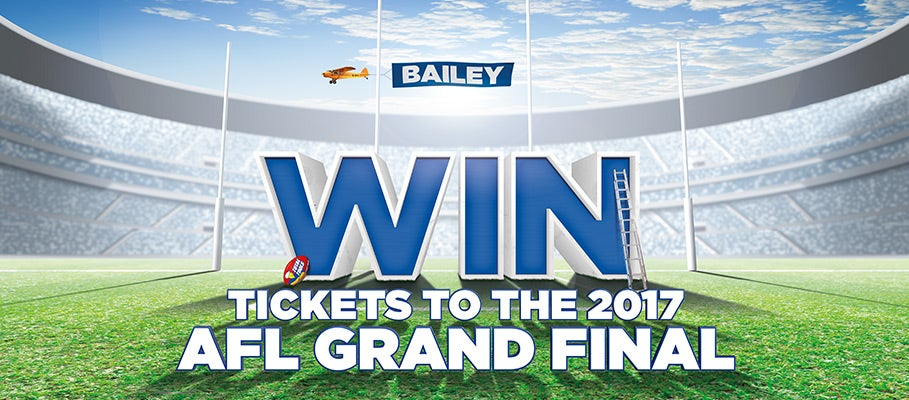 Want To WIN Tickets To The AFL Grand Final? This Is How!
