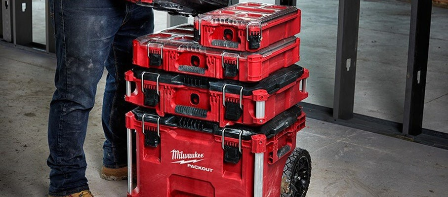 Milwaukee Packout Best Modular Storage System Total Tools