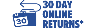 30 Days Online Returns